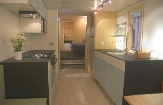 Minihome-kitchen