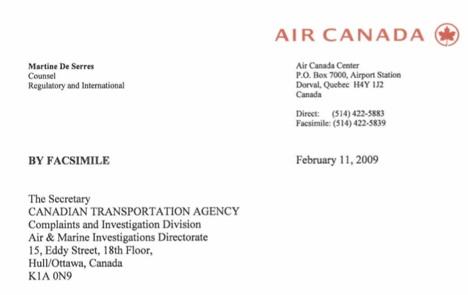 Lloyd Alter: Last Shots Fired in Strida War Against Air Canada